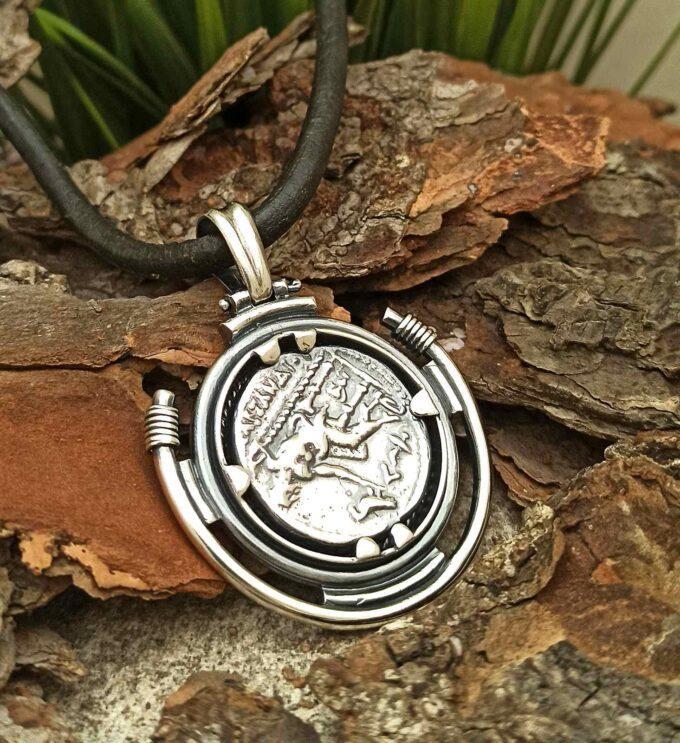 srebyrna-moneta-aleksandar-veliki-Alexander-The-Great-Silver-Coin-Pendant-studio-nikolas
